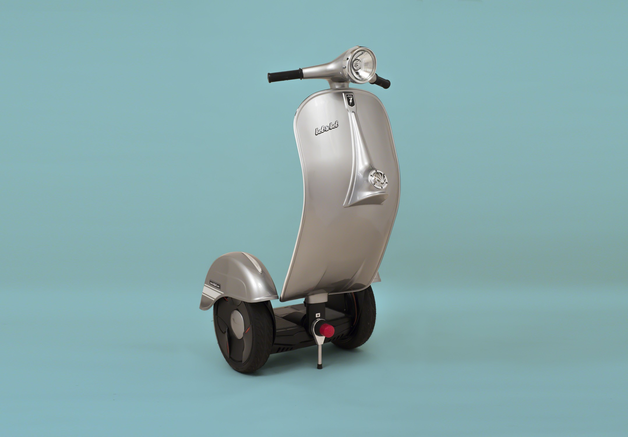 zero scooter is the real deal vespa segway based on the. Black Bedroom Furniture Sets. Home Design Ideas