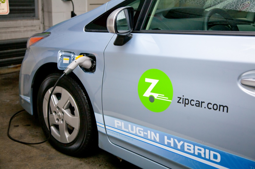 Toyota San Francisco >> Zipcar and Toyota to Launch Multi-City Introduction of PHEVs - autoevolution