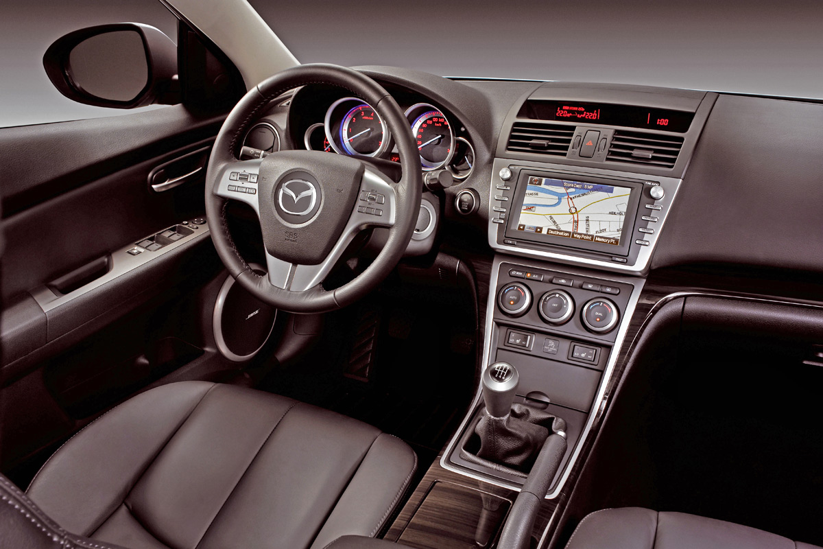 zoom zoom recalls 29 000 2009 mazda6 autoevolution. Black Bedroom Furniture Sets. Home Design Ideas