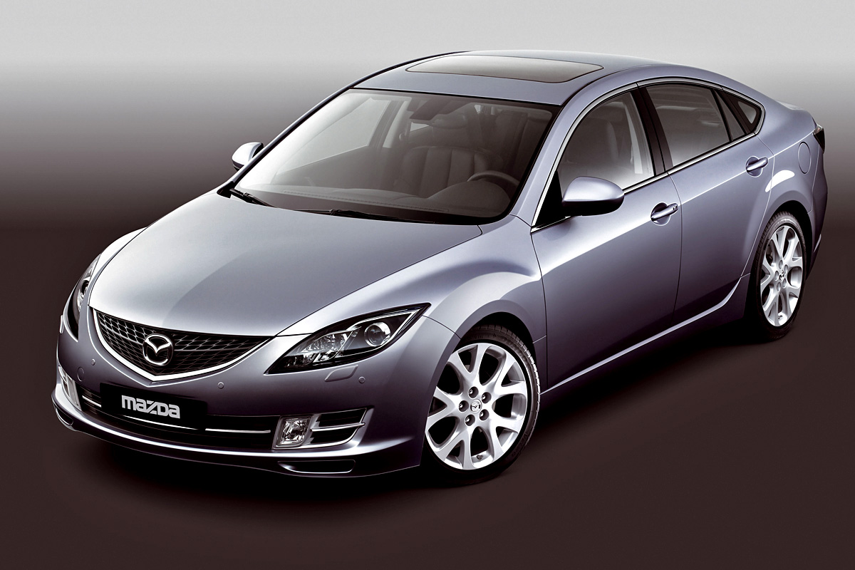 Zoom Zoom Recalls 29 000 2009 Mazda6 Autoevolution