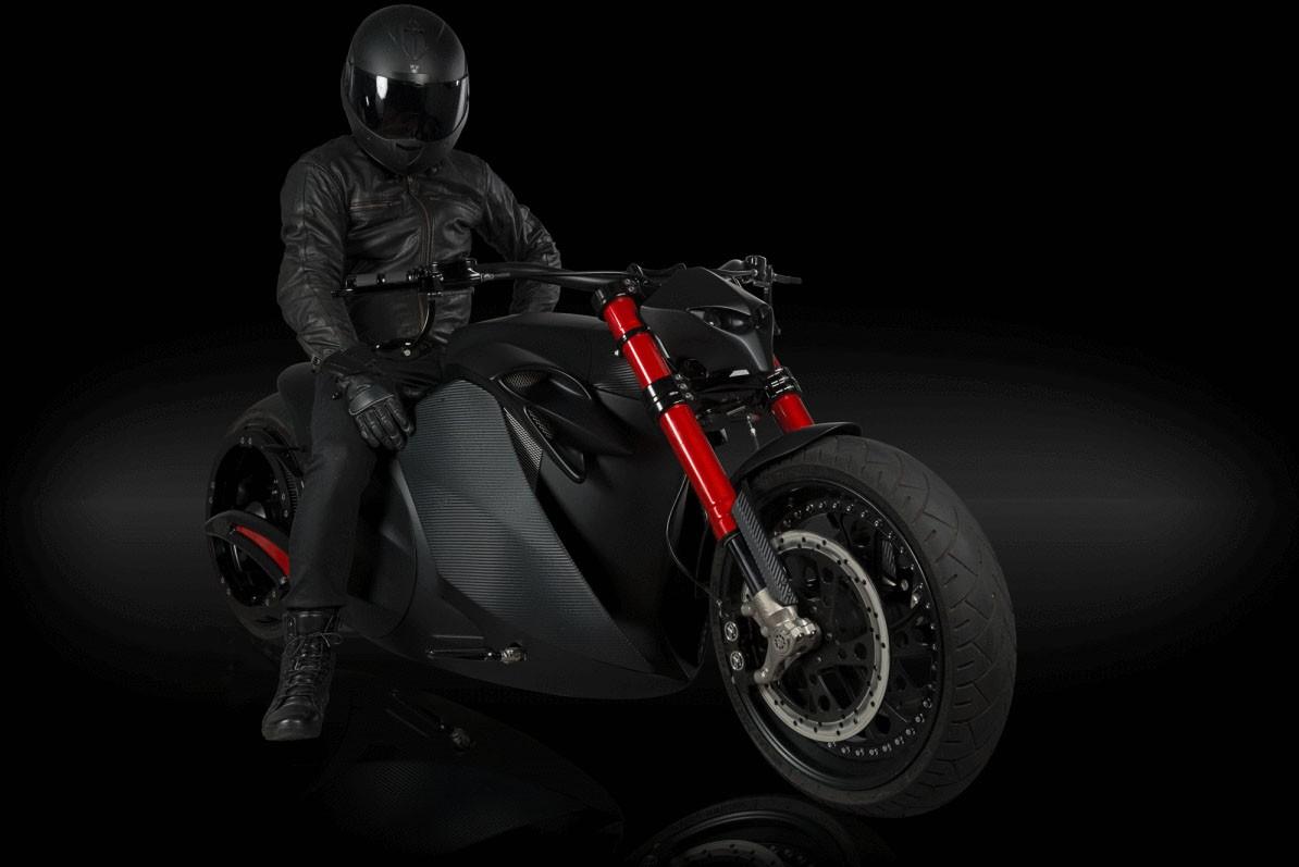 Kawasaki Has Plans For Electric Motorcycles