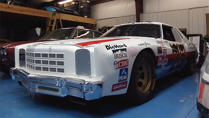 Garage tours web series visits classic nascar restoration for Garage audi tours