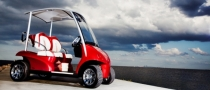 Garia LSV Luxury Golf Cart to Shine in Geneva