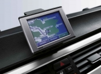 BMW Garmin GPS unit