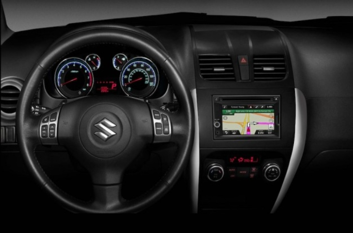 Garmin Will Provide Navigation System for 2013 Suzuki Models