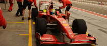 Gearbox Problems for Ferrari in Bahrain