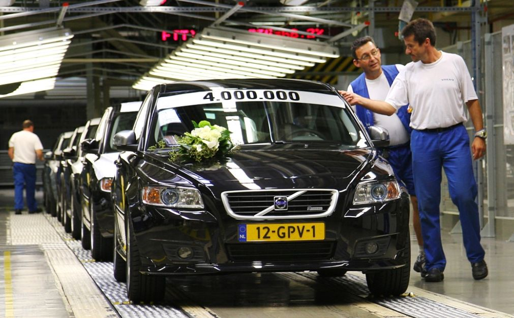 Geely Buys Site for Chinese Volvo Factory - autoevolution