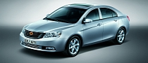 Geely Emgrand EC7 Coming to Britain in 2012
