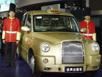 The Chinese have their eyes set on the London cab market