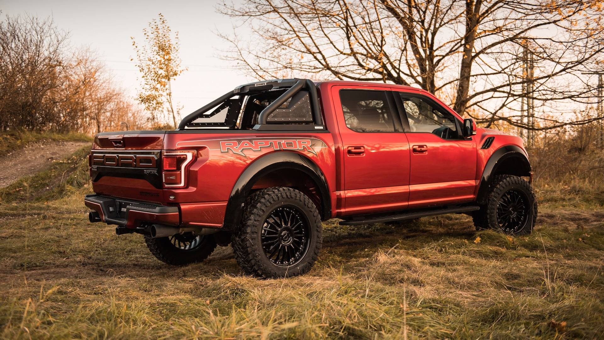 ford f 150 raptor gets the geiger cars treatment tuned to 519 ps autoevolution. Black Bedroom Furniture Sets. Home Design Ideas