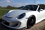 Gemballa 911 GT Cabrio Makes Its First Video Appearance [Video]
