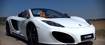 Gemballa McLaren MP4-12C Spider Up Close and Personal [Video]