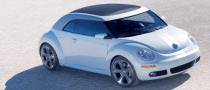 Gen 2 VW New Beetle May Arrive in November