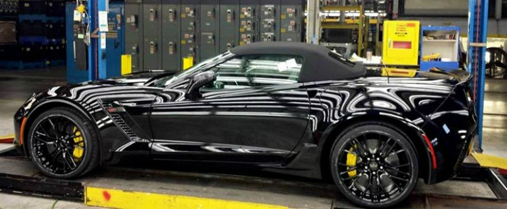 General Motors Ceo Mary Barra Bought This 2015 Corvette