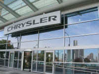 Chrysler Canadian headquarters