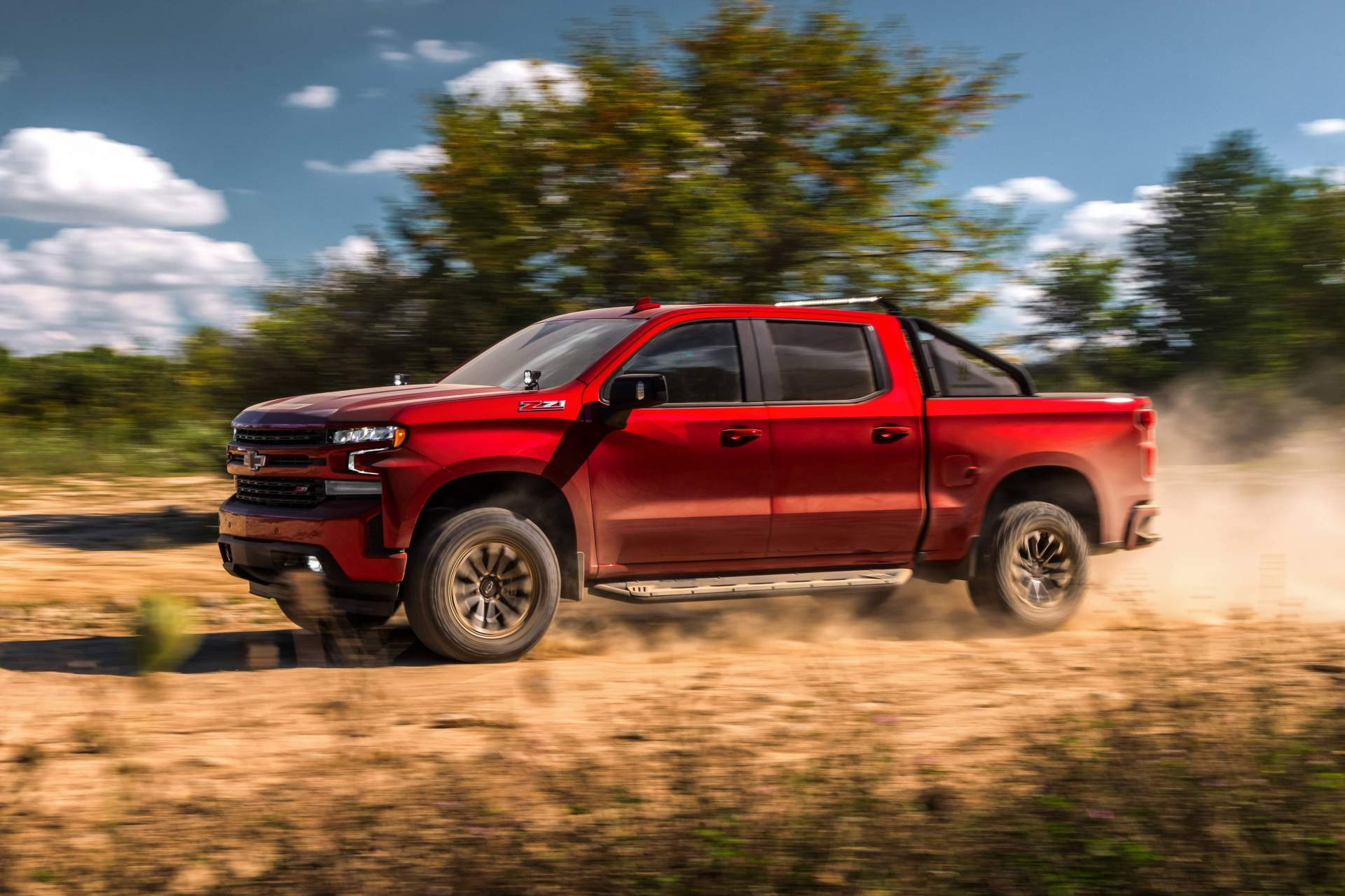 General Motors Not Interested In Autonomous, Electric Pickup