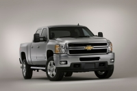2011 Chevy Silverado HD, a B20-ready vehicle