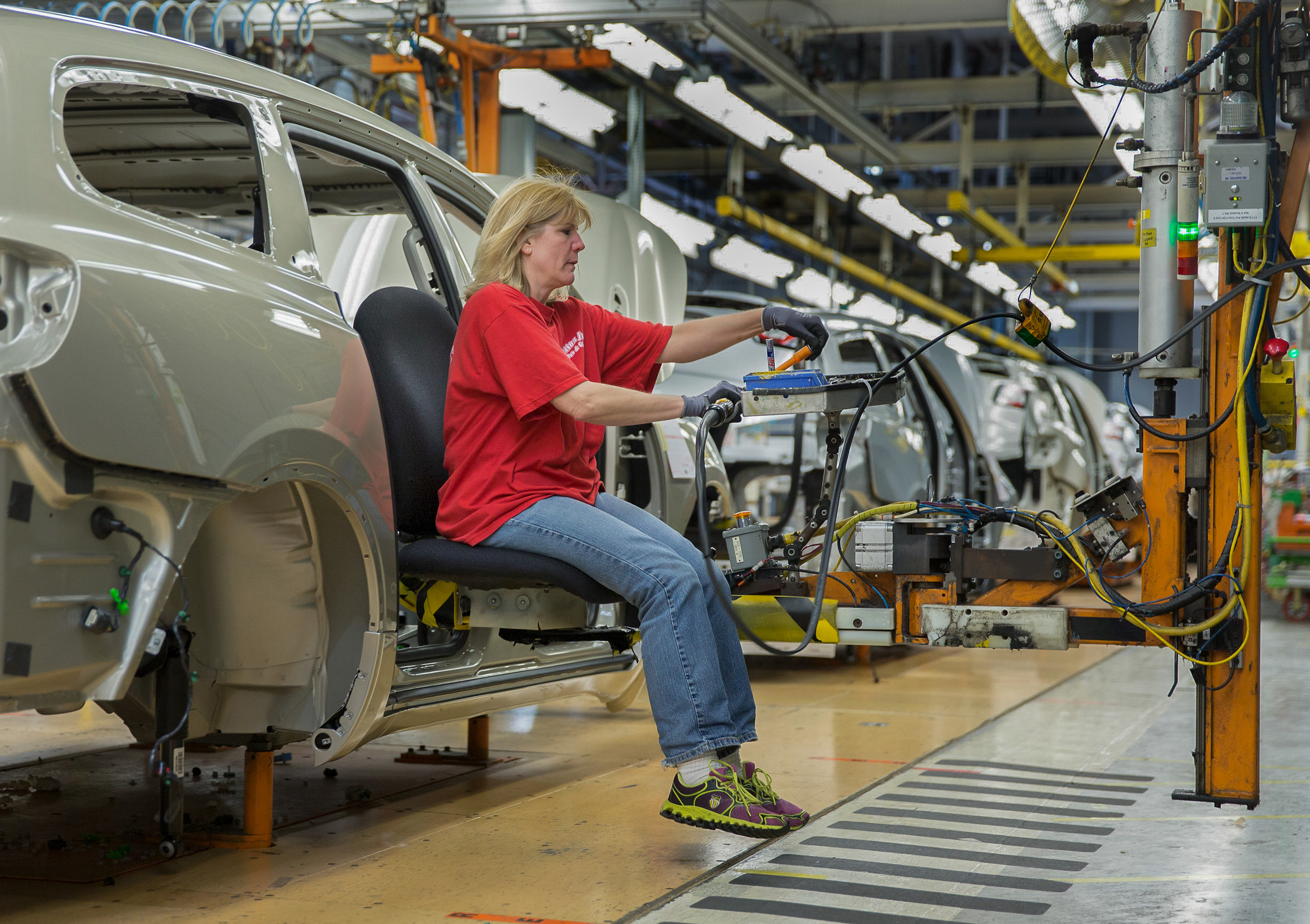 General Motors Works Out Supplier Bankruptcy Production