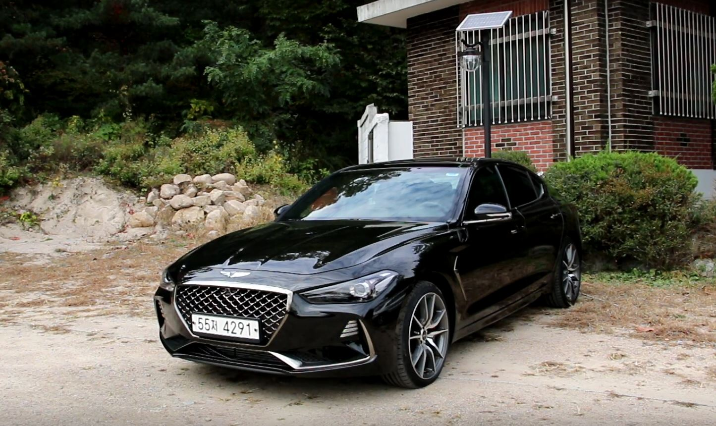 G70 Test Drive >> Genesis G70 3.3T Acceleration and First Impressions from Korea - autoevolution