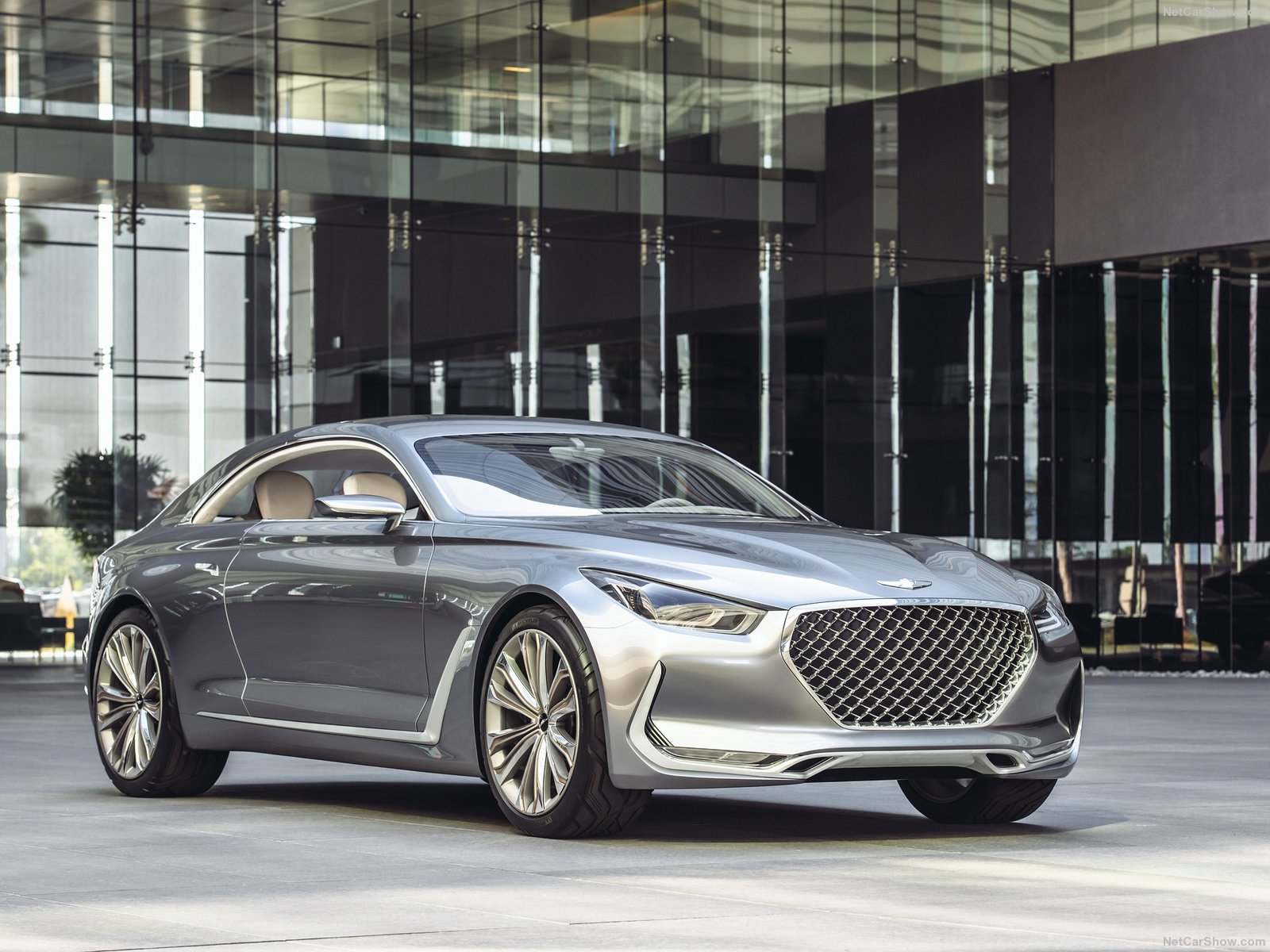 Genesis Luxury Brand Will Fully Embrace Its Hyundai Ties Not Ashamed Of Its Origins Autoevolution