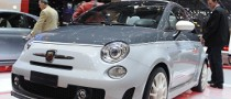 Geneva 2011: Abarth 500C esseesse [Live Photos]