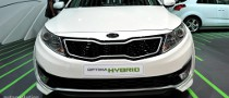 Geneva 2011: Kia Optima Hybrid [Live Photos]