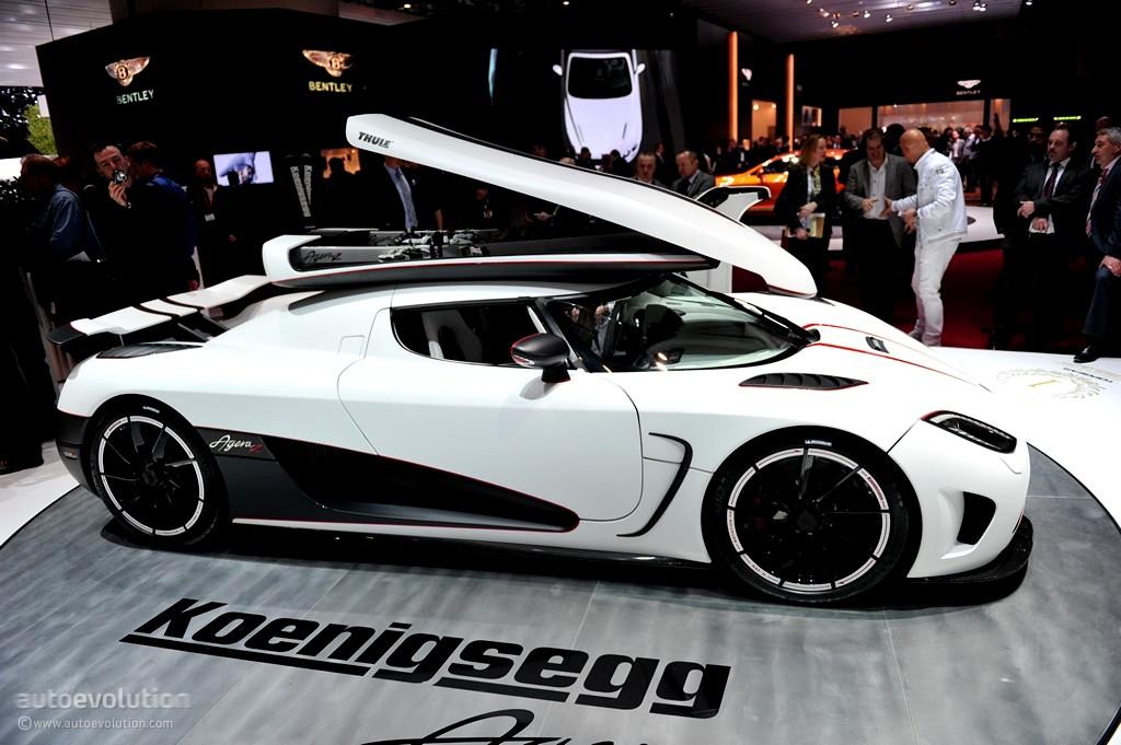 Koenigsegg agera rs 2019