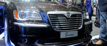 Geneva 2011: Lancia Thema [Live Photos]