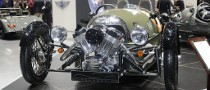 Geneva 2011: Morgan 3 Wheeler [Live Photos]