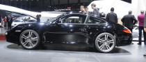 Geneva 2011: Porsche 911 Black Edition [Live Photos]