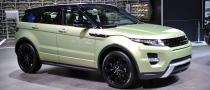Geneva 2011: Range Rover Evoque [Live Photos]