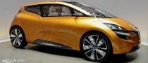 Geneva 2011: Renault R-Space Concept [Live Photos]