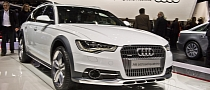 Geneva 2012: Audi A6 Allroad [Live Photos]