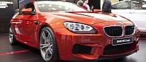 Geneva 2012: BMW M6 [Live Photos]