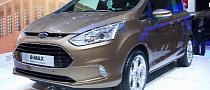 Geneva 2012: Ford B-Max [Live Photos]