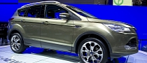 Geneva 2012: New Ford Kuga [Live Photos]