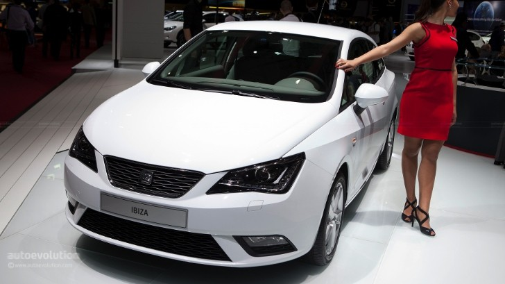 Geneva 2012: SEAT Ibiza and Ibiza FR Facelift [Live Photos]
