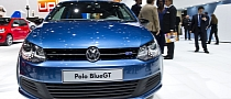 Geneva 2012: Volkswagen Polo BlueGT [Live Photos]