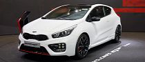 Geneva 2013: Kia pro_cee'd GT and cee'd GT [Videos] [Live Photos]