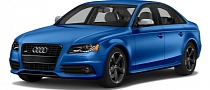 Gently Facelifted Audi A4 Coming This Year