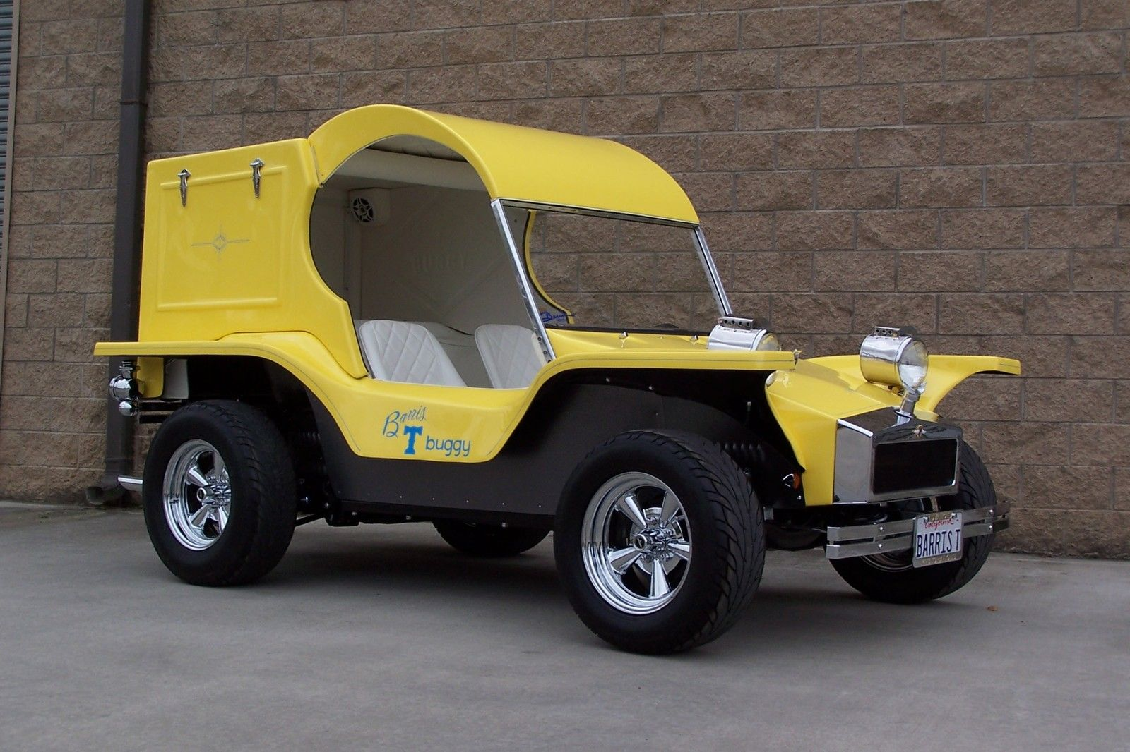 Chevy Kit Car >> George Barris' Personal Dune Buggy Is for Sale - autoevolution