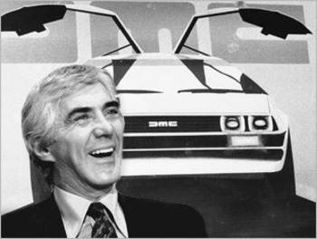 An introduction to the life of john delorean