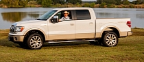 George W. Bush's Ford F-150 Pickup Truck Heads to Barrett-Jackson Auction