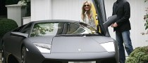 Geri Halliwell Got a £220K Lamborghini for Her Birthday