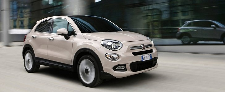 German Environmental Group Accuses The Fiat 500x Of