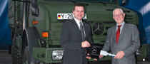 German Military Buy 650th Unimog U 5000