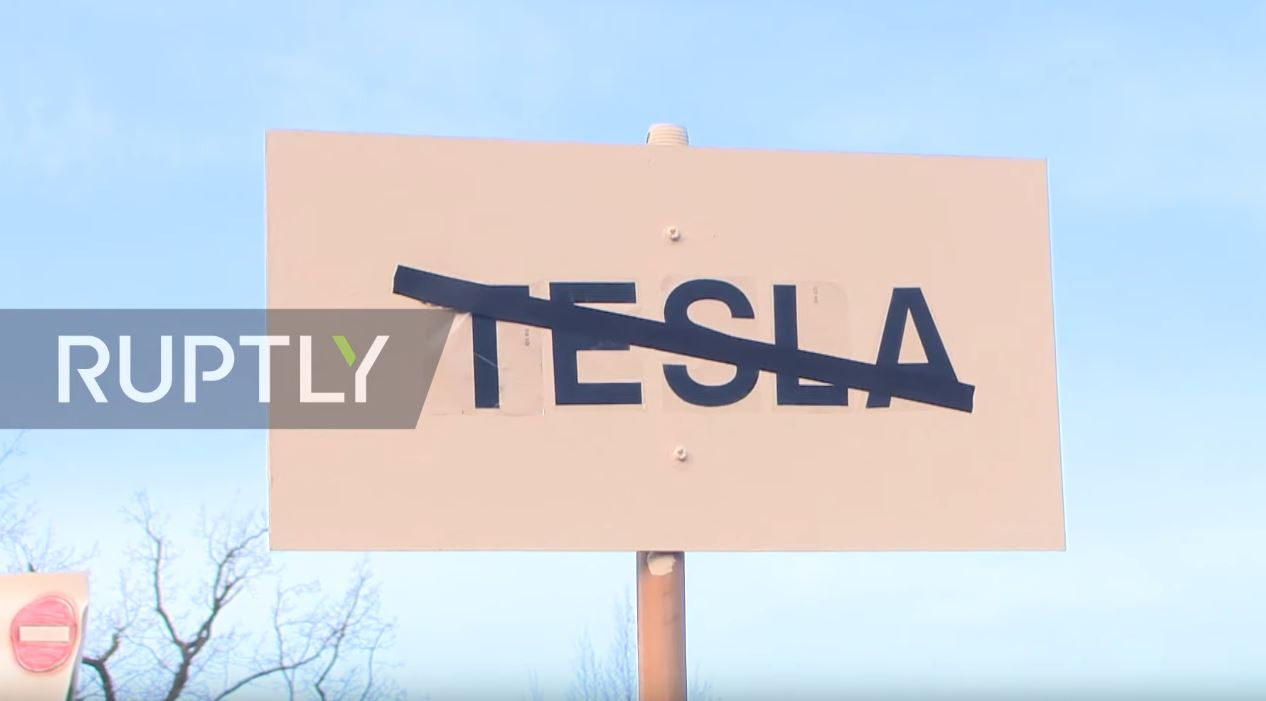 Tesla moves a step closer to opening first European factory