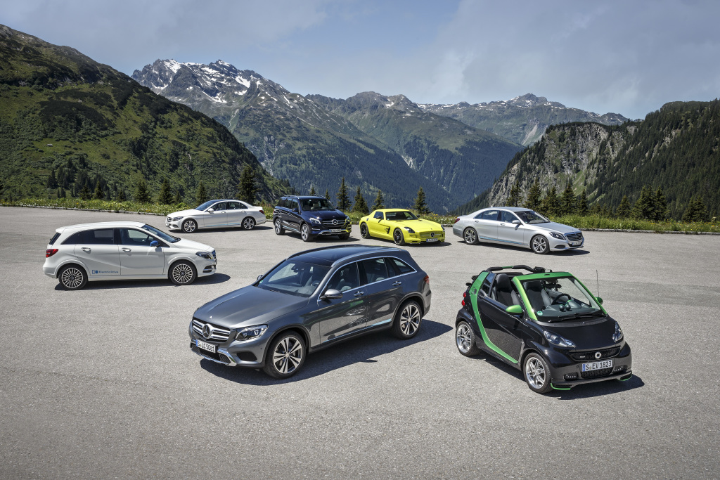 Germany Might Ban The Registration Of Any Non Electric Car