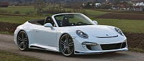 Germballa Porsche 911 Carrera S Convertible [Photo Gallery]