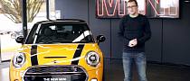 Get a Closer Look at the New MINI Cooper S [Video]